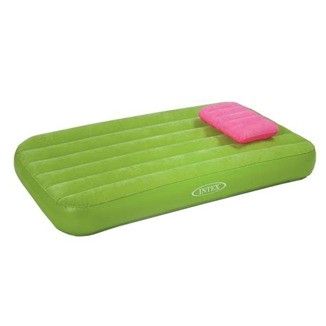 toddler air bed junior kids ready air beds disney minnie intex toddler air