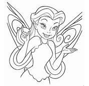 Comments For Disney Fairy Coloring Pages