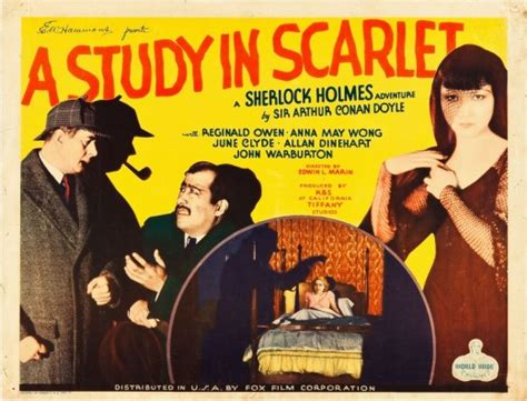 a study in scarlet 1933 imdb sherlock holmes on the screen hubpages