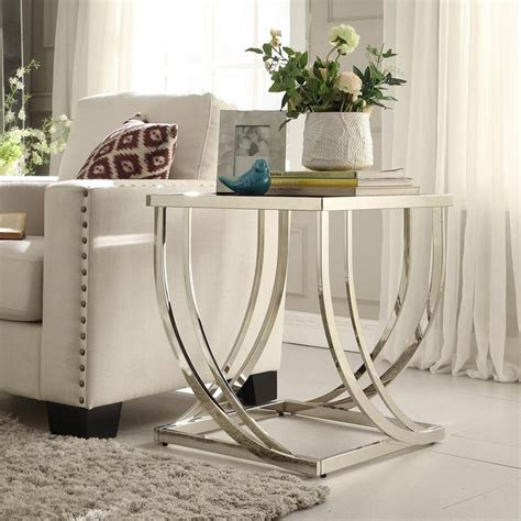 glass sofa side table 67 best modern accent tables images on pinterest