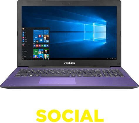 Asus Vh168d 15 6 buy asus x553sa 15 6 quot laptop purple free delivery currys
