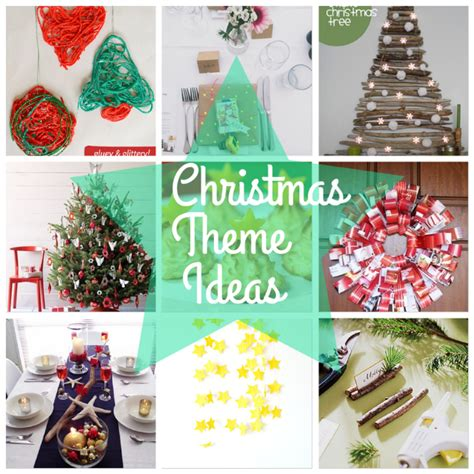 christmas themes ideas for 2014 planning with kids