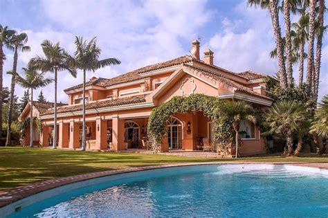 marbella for sale villas for sale in guadalmina marbella estates
