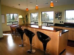 Kitchen bar swivel