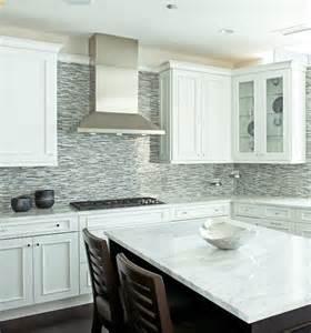 Modern contemporary two tone kitchen with crisp white kitchen