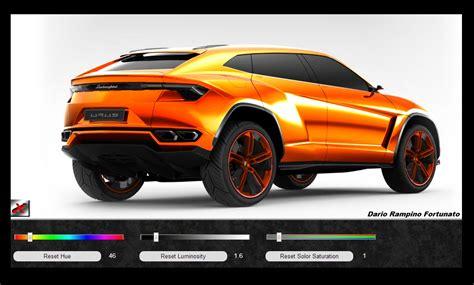Lamborghini Configure Lamborghini Urus Configurator Dario S Creations