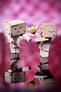 Itulah gambar-gambar boneka danbo jatuh cinta koleksi infounik.org dan ...