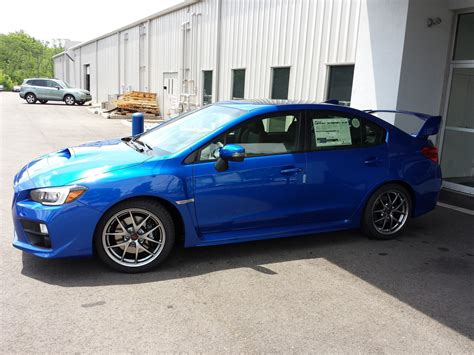 Subaru Impreza Sti 2015 by 2015 Subaru Impreza Wrx Sti Review Cargurus