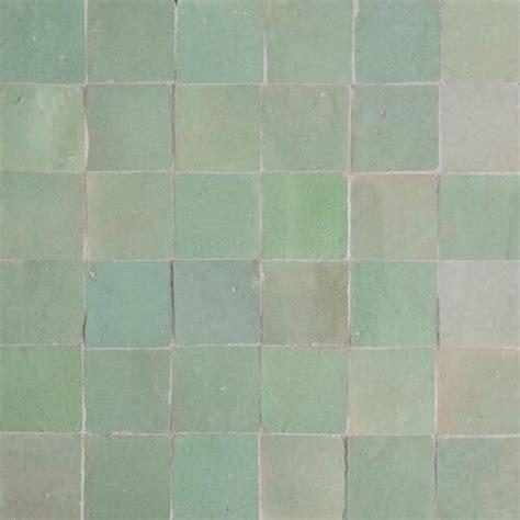 mint green moroccan tile mint green zellige