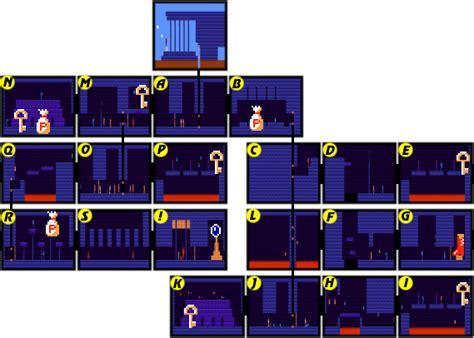 legend of zelda map maze zelda ii the adventure of link maze palace strategywiki