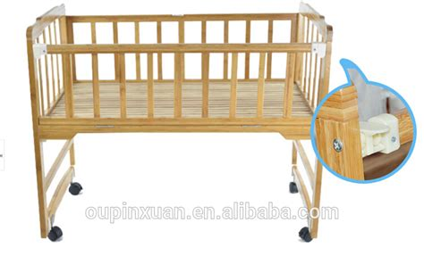 Riposo The Eco Friendly Foldable Cot by Safe Eco Friendly Bamboo Single Baby Bed 2015 Newbaby Cot