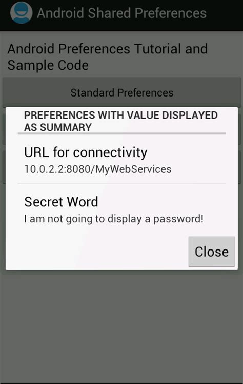 shared preference android android shared preferences exle using preferencefragment store fetch and edit
