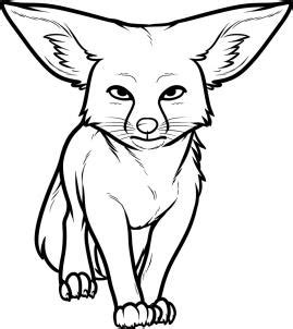 doodle drawing kit how to draw a kit fox kit fox step by step desert