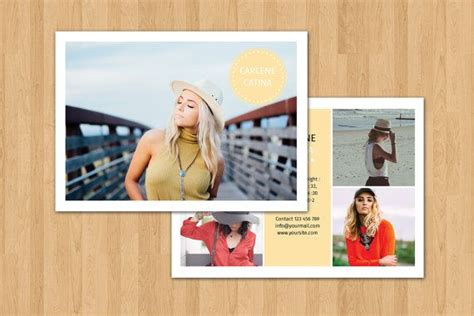 comp card template adobe photoshop 25 best ideas about model comp card on