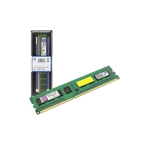 Ram Komputer 4gb Ddr3 ram dimm pc desktop ddr3 4gb pc3 12800 1600mhz cl11 kingston