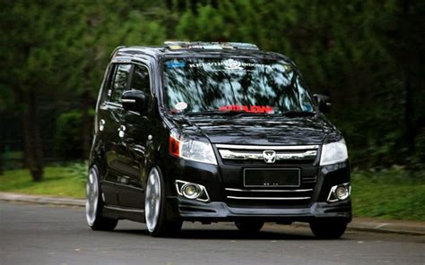 Kas Kopling Mobil Karimun Estilo 20 modifikasi karimun wagon r kotak dan estilo otodrift