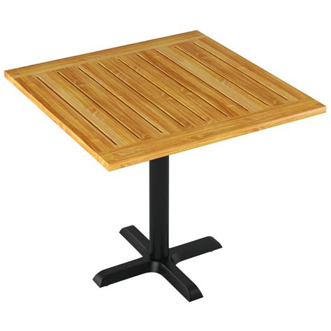 Patio Cedar Table Set Table Height Cedar Patio Table
