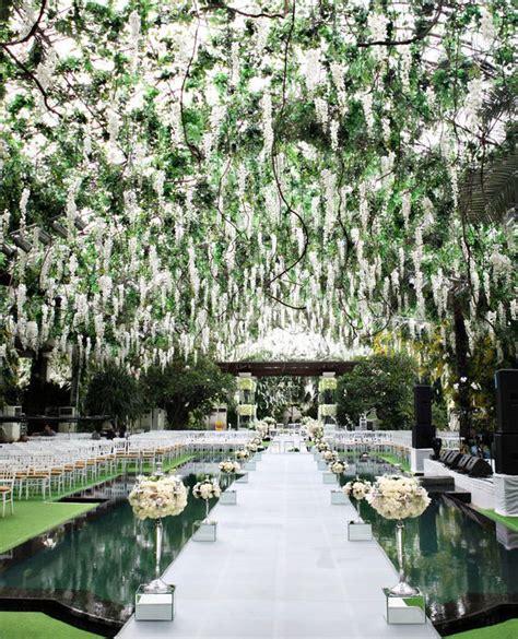 Wedding Garden Decor Trendee Flowers Designs White Wedding Inspiration