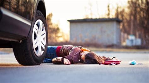 Struck Pedestrian Gets Large Insurance Settlement