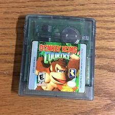 kong country gameboy color kong country gameboy color ebay