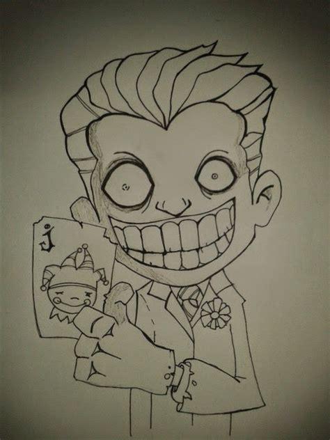 imagenes joker para dibujar dibujos del guason imagui