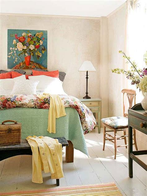 37 Farmhouse Bedroom Design Ideas That Inspire Digsdigs Decorating Bedroom Ideas