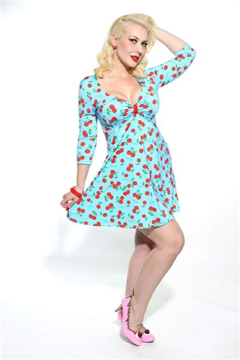 pin up swing dress sugarcake pinup swing dress