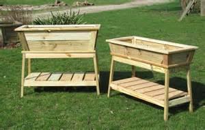 Garden Boxes Easy Pallet Garden Box Tips For Organizing Your Landscape