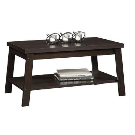 mainstays logan coffee table mainstays logan coffee table finishes walmart com