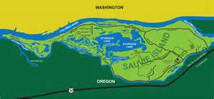 sauvie island oregon map oregon 2012