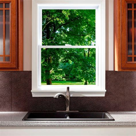 decorative backsplash fasade 24 in x 18 in hammered pvc decorative backsplash panel in smoked pewter b55 27 the