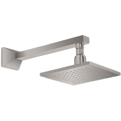 Fixed Shower Toto Tx438se toto lloyd 1 spray 11 in fixed shower in