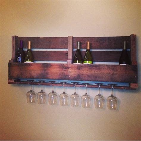 Wine Rack Made From Pallets by Wine Rack Made Out Of Pallets