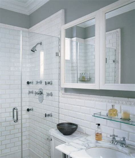 nyc small bathroom ideas 31 white subway tile in shower ideas and pictures