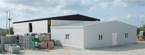 capannoni prefabbricati usati in vendita kopron capannoni in pannelli sandwich