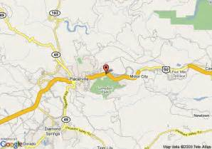 map of national 9 inn placerville
