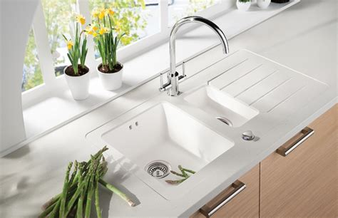 types of kitchen sinks morning tea