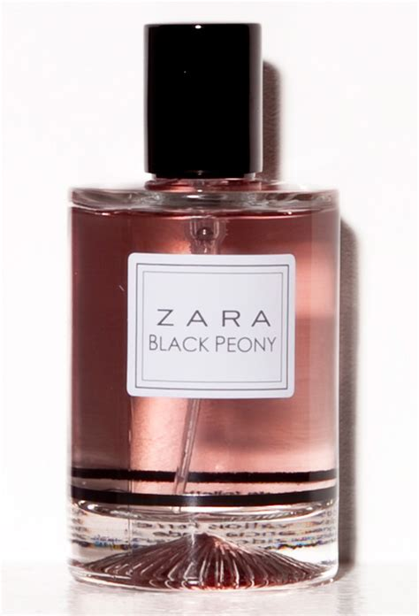Parfum Zara Black Peony black peony zara perfume a fragrance for 2011