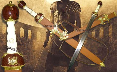 maximus gladiator sword general maximus decimus meridius gladiator sword