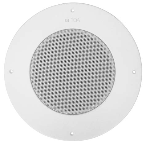 Speaker Toa Ceiling products toa electronics