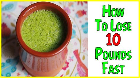 Detox To Lose 10 Pounds Fast by Detox Smoothie Recipes For Weight Loss Lose 10 Pounds