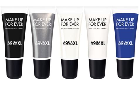 Aqua Xl Color Paint M 70 make up for x kehlani aqua xl color collection news