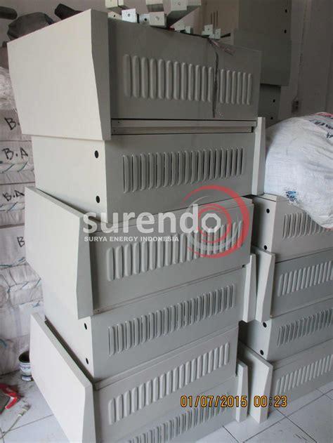 Box Panel Battery Pju Single surendoindonesia
