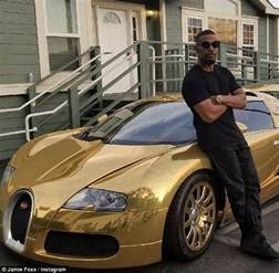 Bugatti Net Worth Foxx Showcases His 163 2 Million Bugatti Veyron