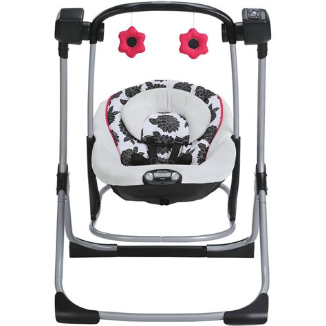graco baby swing age range product features