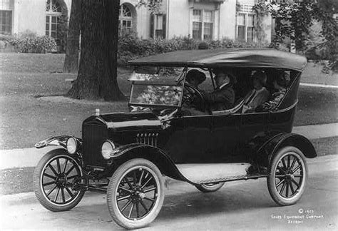 Ford Motor Company Background Check Background Of Ford Model T