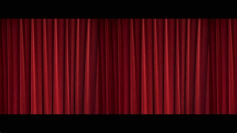 open stage curtains movie theater curtain opening video 1080p youtube