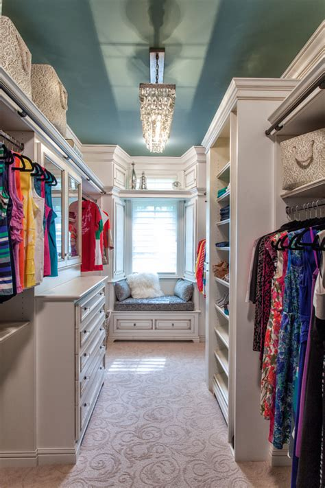 gorgeous closets  show  glam side  organization