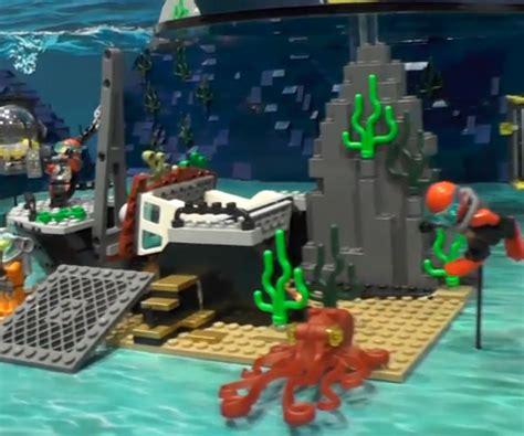 lego boat deep sea lego deep sea explorers summer 2015 sets photos preview