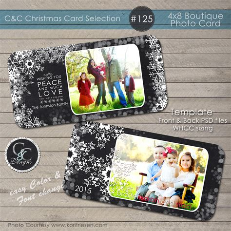 whcc boutique card templates photo card selection 125 card templates on